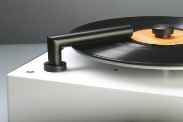 Keep vinyl records clean